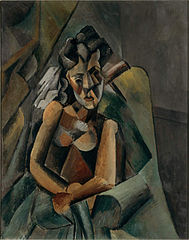 Picture of Picasso's Femme Assise