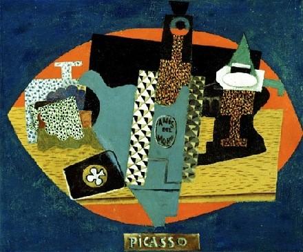 Picassos art