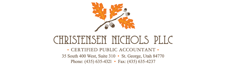 Christensen and Nichols Logo