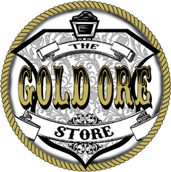 Gold Ore Store Logo